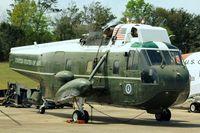 150613 @ KNPA - Sikorsky VH-3A Sea King [61-103] Pensacola NAS~N 10/04/2010. Named *Marine 1*.