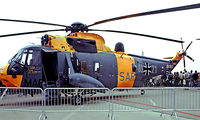 89 71 @ EDDV - Westland WS.61 Sea King Mk.41 [WA775] Hannover~D 25/05/1984. Image taken from a slide.