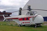 CF-JTI @ CYYC - Sikorsy S-55B [55-822] Calgary~C 22/07/2008