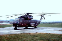 84 71 @ EGVP - Sikorsky CH-53G Stallion [V65-069] AAC Middle Wallop~G 06/08/1977.Image taken from a slide.