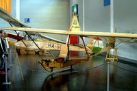 D-7038 @ EDNY - Schneider DFS 108-14 SG-38 Schulgleiter [AB.002S] Friedrichshafen~D 21/04/2005. A number of early gliders where on display here. - by Ray Barber