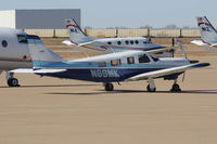 N69MK @ AFW - At Alliance Airport - Fort Worth, TX