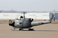 N410AS @ AFW - Colombian Huey at Alliance Airport - Fort Worth, TX