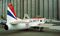 1930 @ LPBJ - Lockheed T-33A Shooting Star [580-9093] Beja~CS 05/05/2000
