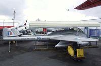17058 - DeHavilland D.H.100 Vampire F3 at the Canadian Museum of Flight, Langley BC