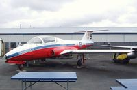114003 - Canadair CT-114 Tutor at the Canadian Museum of Flight, Langley BC