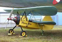 CF-RFH - Mignet (J. Sayle) HM.290 Pou-du-Ciel / Flying Flea at the Canadian Museum of Flight, Langley BC - by Ingo Warnecke