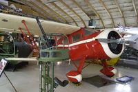 CF-CCW @ CYNJ - Waco AQC-6 at the Canadian Museum of Flight, Langley BC