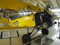 C-GBJS @ CYNJ - Fleet 16B Finch Mk II at the Canadian Museum of Flight, Langley BC - by Ingo Warnecke