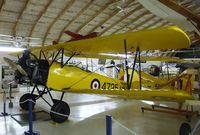 C-GBJS @ CYNJ - Fleet 16B Finch Mk II at the Canadian Museum of Flight, Langley BC