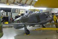 C-FIJB @ CYNJ - Marcel Jurca (I.J. Baptiste) MJ-7-G P-51B Mustang 2/3-Scale replica at the Canadian Museum of Flight, Langley BC