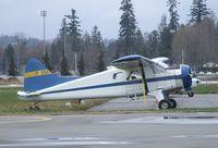 CF-GQA @ CYNJ - DeHavilland Canada DHC-2 Beaver Mk. I at Langley Regional Airport, Langley BC - by Ingo Warnecke