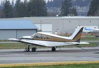 C-GNMZ @ CYNJ - Piper PA-28-180G Cherokee 180G at Langley Regional Airport, Langley BC - by Ingo Warnecke