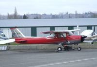 CF-VCF @ CYNJ - Cessna 150L at Langley Regional Airport, Langley BC - by Ingo Warnecke