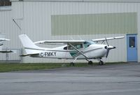 C-FMKY @ CYNJ - Cessna 210A at Langley Regional Airport, Langley BC - by Ingo Warnecke