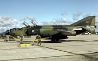 35 52 @ CYYR - returning after a low level mission from CFB Goose Bay