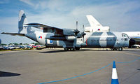 G-273 @ EGVA - Lockheed C-130H-30 Hercules [5273] (Royal Netherlands AF) RAF Fairford~G 21/07/1996