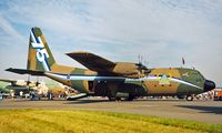 401 @ EGVA - Lockheed C-130B Hercules [3724] (South African AF) RAF Fairford~G 21/07/1996