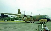 347 @ EGVI - Lockheed C-130H Hercules [4929] (Royal Jordanian AF) RAF Greenham Common~G 23/07/1983. Image taken from a slide. - by Ray Barber
