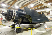 74512 @ KPAE - At the Museum of Flight Restoration Center, Everett - by Micha Lueck