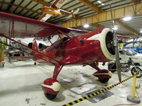 N12817 @ KPAE - At the Museum of Flight Restoration Center, Everett - by Micha Lueck