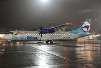 OM-VRC @ LOWW - Danube Wings ATR72 - by Dietmar Schreiber - VAP