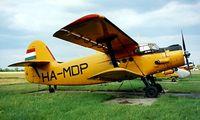 HA-MDP @ LHBS - Antonov An-2R [1G185-44] Buadors~HA 15/06/1996.