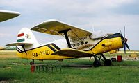 HA-YHD @ LHBS - Antonov An-2PF [1G187-36] Buadors~HA 15/06/1996.