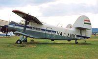 HA-ANK @ LHBS - Antonov An-2P [1G174-42] Buadors~HA 15/06/1996