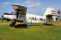 HA-MHI @ LHBP - Antonov An-2M [701647] Budapest-Feriheghy~HA 15/06/1996