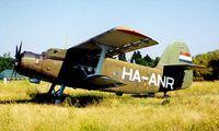 HA-ANR @ LHSN - Antonov An-2P [1G224-10] (MHSz) Szolnok~HA 17/06/1996