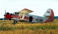 9A-BOF @ LDVC - Antonov An-2R [1G223-56] (Croatian Air Force) Cakovec~9A 18/06/1996 - by Ray Barber