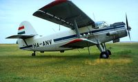HA-ANV @ LHDV - Antonov An-2P [1G231-48] Dunaujvaros~HA 22/06/1996
