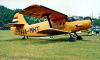HA-MHT - Antonov An-2R [1G155-11] (Air Service Hungary) Tapolca~HA 22/06/1996