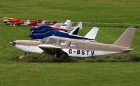 G-BSTV @ EGHP - Ex: N4069R > G-BSTV - Originally owned in private hands September 1990 and de-registered and cancelled by the CAA May 2010 - by Clive Glaister