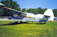 D-FWJH @ EDAN - Antonov An-2T [1G142-33] Neustadt-Glewe~D 18/04/1998