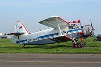 OK-VHJ @ LKLT - Antonov AN-2TP [1G234-02] Prague-Letnany~OK 08/05/2002