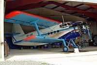 OK-HIR @ LKRO - Antonov An-2TP [1G176-39] (Aeroklub Roudnice) Roudnice~OK 07/05/2002