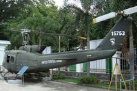 69-15753 @ SGN - Helicopter ex US Army 101st AB Division displayed @ War Remnants Museum in HCMC / Viet Nam  - by Jean M Braun
