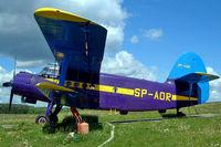SP-AOR @ EPZP - Antonov An-2T [1G157-09] Zielona Gora-Przylep~SP 16/05/2004