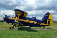 SP-AOH @ EPZP - Antonov An-2T [1G73-57] Przylep-Zeilona Gora~SP 16/05/2004