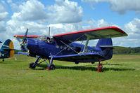 SP-FAH @ EPZP - Antonov An-2TP [1G233-22] Zielona Gora-Przylep~SP 16/05/2004