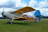 SP-FEE @ EPZP - Antonov An-2R [1G173-01] (Cobra Air) Zielona Gora-Przylep~SP 16/05/2004