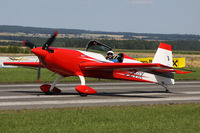 D-EVIX @ LOAB - Extra 330SC - by Loetsch Andreas