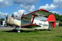 SP-ANM @ EPLS - Antonov An-2P [1G149-08] Leszno~SP 16/05/2004