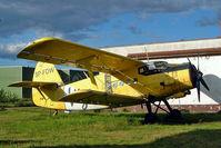 SP-FDW - Antonov An-2P [1G114-62] Poznan-Ligowirc~SP 16/05/2004