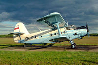 SP-FIX - Antonov An-2TPS [1G185-05] Poznan-Ligowirc~SP 16/05/2004