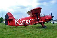 SP-FVN @ EPPT - Antonov An-2TP [1G187-27] Piotrkow - Trybunalski~SP 18/05/2004