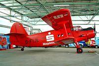 D-FIJL @ EDBM - Antonov An-2T [1G157-04] Magdeburg~D 22/05/2004