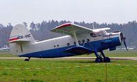 OK-VHC @ EDNY - Antonov An-2TP [1G238-24]  Friedrichshaffen~D  21/04/2005